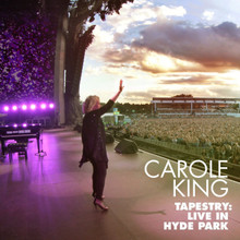 Carole King - Tapestry: Live In Hyde Park (CD / BLU-RAY)