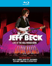 Jeff Beck - Live At The Hollywood Bowl (BLU-RAY)