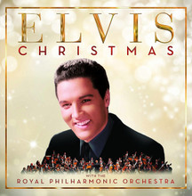 "Christmas with Elvis Presley & The Royal Philharmonic (12"" VINYL LP)"