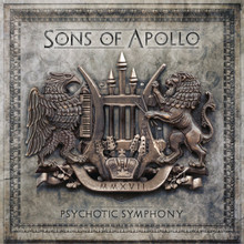 Sons of Apollo - Psychotic Symphony (CD ALBUM)