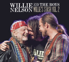 Willie Nelson - Willie And The Boys (NEW CD)