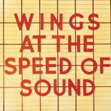 Wings - Wings At The Speed Of Sound (CD)