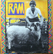 Paul And Linda McCartney - Ram (CD)