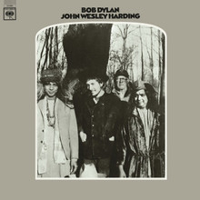 "Bob Dylan - John Wesley Harding (12"" VINYL LP)"