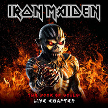 """Iron Maiden - The Book Of Souls, Live Chapter (3 x 12"""" VINYL LP)"""