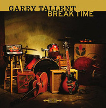 "Garry Tallent - Break Time (12"" VINYL LP)"