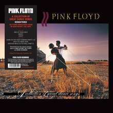 "Pink Floyd - A Collection Of Great Dance Songs (12"" VINYL LP)"
