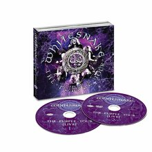 Whitesnake - The Purple Tour (Live) (CD , DVD)