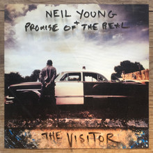 Neil Young + Promise Of The Real - The Visitor (VINYL LP)
