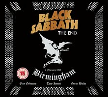 Black Sabbath - The End (BLU-RAY & CD)