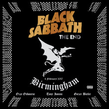 Black Sabbath - The End (DVD & CD)
