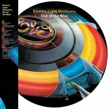"Electric Light Orchestra - Out Of The Blue (2 x 12"" VINYL PICTUREDISC)"