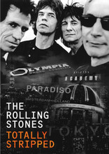 The Rolling Stones - Totally Stripped (4 x DVD & CD)