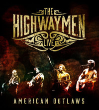 The Highwaymen - Live - American Outlaws (3 x CD & BLU-RAY)