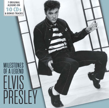 Elvis Presley - Milestones of a Legend (Original Albums, Soundtracks and Rarities) (10 x CD BOX SET)