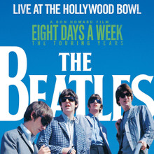 """The Beatles: Live At The Hollywood Bowl (12"""" VINYL LP)"""