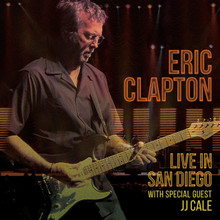 Eric Clapton - Live in San Diego with Special Guest JJ Cale (2 x CD)