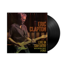 Eric Clapton - Live in San Diego with Special Guest JJ Cale  (3 x LP)