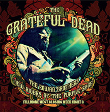 Grateful Dead - Fillmore West Closing Week Night 3 (5 x CD)