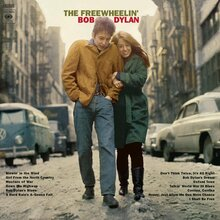 "Bob Dylan - The Freewheelin' Bob Dylan (12"" VINYL LP)"