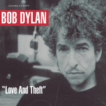 "Bob Dylan - Love & Theft (12"" VINYL LP)"