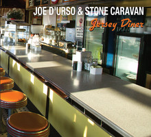 Joe D'Urso & Stone Caravan - Jersey Diner (2017 CD)