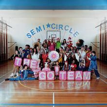 "The Go! Team - Semicircle (12"" PINK VINYL LP)"