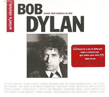 Bob Dylan - Artists Choice, Music That Matters To Him (NEW CD)
