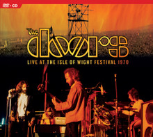 The Doors - Live at the Isle Of Wight Festival 1970 (DVD & CD)