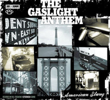 Gaslight Anthem - American Slang (CD)