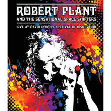 Robert Plant - Live At David Lynch's Festival Of Disruption (DVD)