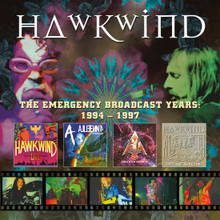 Hawkwind - The Emergency Broadcast Years 1994-1997: Remastered (5 x CD)