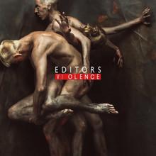 """Editors - Violence (12"""" RED VINYL LP)"""