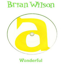 "Brian Wilson - Wonderful/Wind Chimes Green Vinyl (7"" VINYL)"