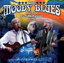 The Moody Blues - Days of Future Passed LIVE (2 x CD)