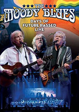 The Moody Blues - Days of Future Passed LIVE (DVD)
