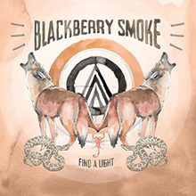 Blackberry Smoke - Find A Light (CD)