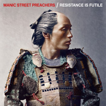 Manic Street Preachers - Resistance Is Futile (WHITE VINYL LP)