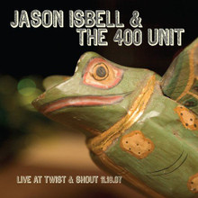 Jason Isbell - Live At Twist & Shout 11.16.07 (CD)