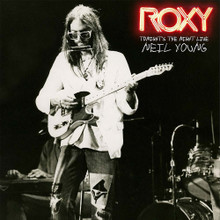 Neil Young - Roxy - Tonight's The Night Live (CD)