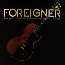 Foreigner - With The 21st Century Orchestra & Chorus (CD/DVD)