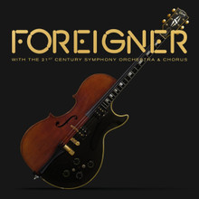 "Foreigner - With The 21st Century Orchestra & Chorus (2 x 12"" VINYL LP + DVD)"