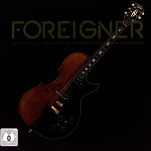 Foreigner - With The 21st Century Orchestra & Chorus (CD & VINYL BOXSET)