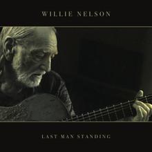 "Willie Nelson - Last Man Standing (12"" VINYL LP)"