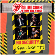 "The Rolling Stones - From The Vault: No Security, San Jose 1999 (3 x 12"" VINYL LP)"