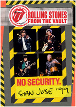 The Rolling Stones - From The Vault: No Security, San Jose 1999 (DVD)
