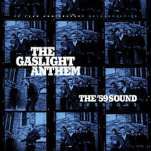 """The Gaslight Anthem - 59' Sound Sessions (12"""" DELUXE VINYL BOOK)"""