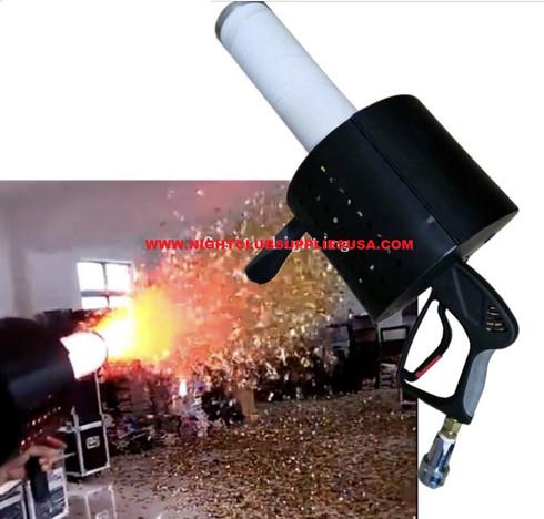 CO2 CONFETTI GUN