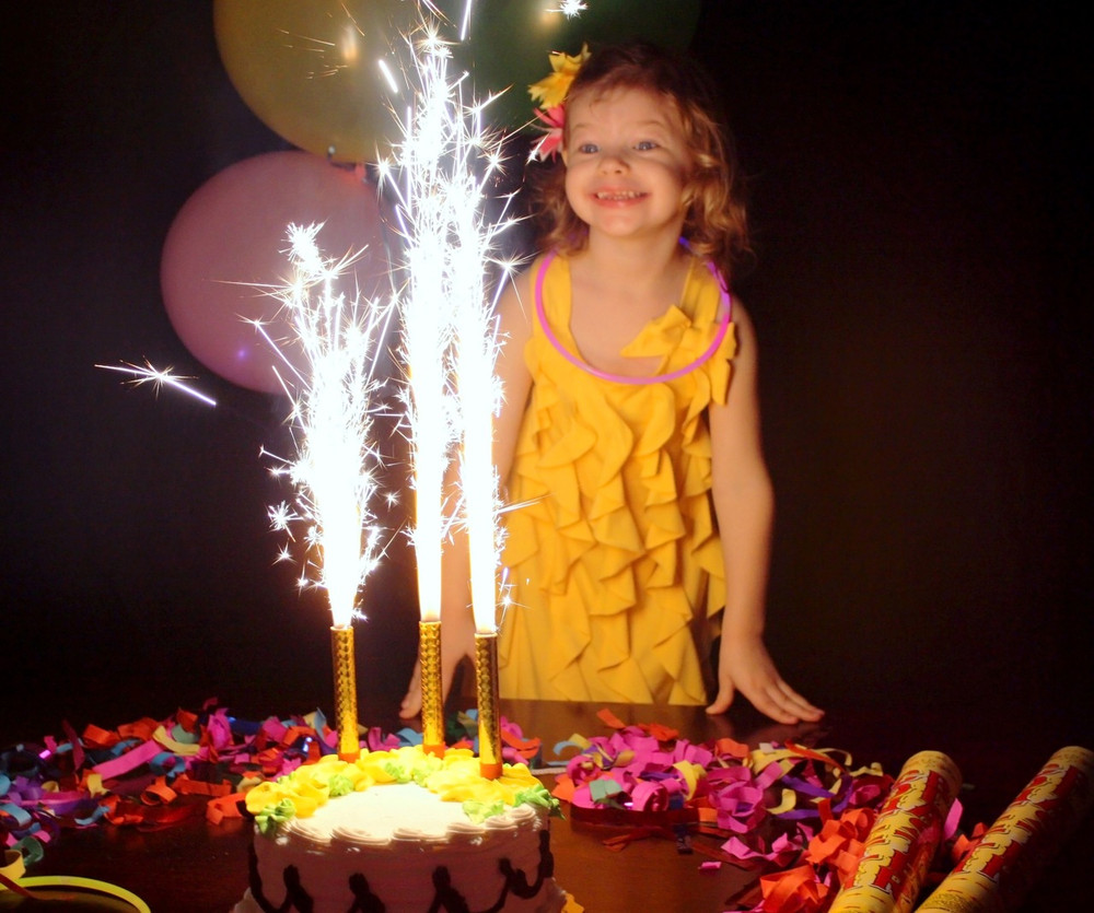 Champagne Bottle Sparklers Birthday Cake Candle Sparklers For Bottles