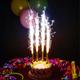 Birthday Cake Sparklers